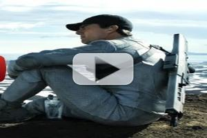 VIDEO: First Look - Tom Cruise in Trailer for OBLIVION