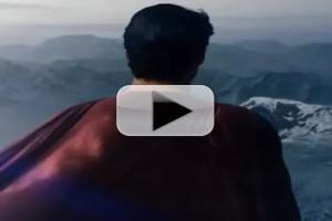 VIDEO: First Look - Just-Released Trailer of MAN OF STEEL!