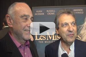 BWW TV: On the Red Carpet at the LES MIS New York City Premiere- Writers Boubil, Schonberg, and Kretzmer!