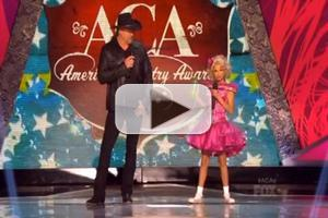 STAGE TUBE: Kristin Chenoweth Spoofs 'Honey Boo Boo' at American Country Awards