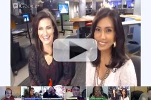 STAGE TUBE: Idina Menzel Talks New Year's Eve Show, Answers Fan Questions During Google+ Hangout
