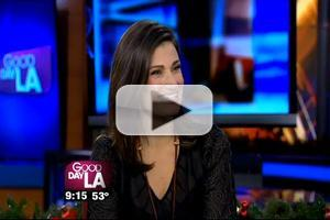 STAGE TUBE: Idina Menzel Talks New Year's Eve Concert, Family and More on GOOD DAY LA