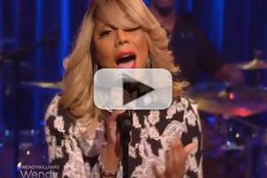 VIDEO: Tamar Braxton, Wiz Khalifa Stop by THE WENDY WILLIAMS SHOW