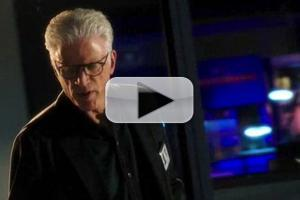 VIDEO: Sneak Peek - Tonight's CSI: CRIME SCENE INVESTIGATION on CBS