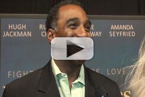 BWW TV Exclusive: Norm Lewis at the LES MIS Premiere on Talking 'Javert' with Russell Crowe & More!