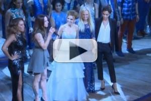 STAGE TUBE: Spice Girls Reunite at VIVA FOREVER Opening!