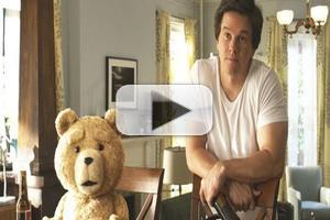 VIDEO: Ted Visits JIMMY KIMMEL LIVE