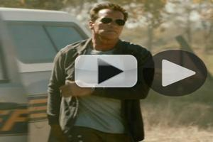 VIDEO: First Look - Arnold Schwarzenegger Stars in THE LAST STAND