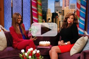 VIDEO: Supermodel Iman Visits THE WENDY WILLIAMS SHOW