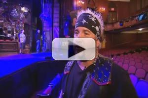 BWW TV: Guy Fieri Makes Broadway Debut in ROCK OF AGES!