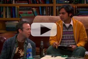 VIDEO: Sneak Peek - Tonight's Episode of CBS's BIG BANG THEORY
