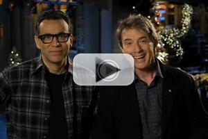 VIDEO: Host Martin Short in Promo for This Week's SATURDAY NIGHT LIVE