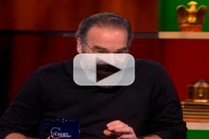 VIDEO: 'Homeland' Star Mandy Patinkin Visits COLBERT