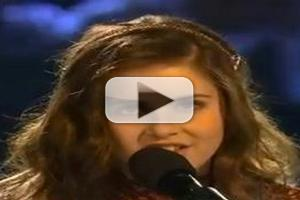 VIDEO: Carly Rose Watch: Sonenclar Sings Lennon, Elton John