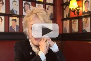 STAGE TUBE: Holland Taylor Talks Playing Ann Richards in Broadway's ANN