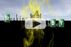 VIDEO: COLBERT REPORT Airs Series Mash Up 'Breaking Abbey'