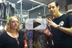 BWW TV Exclusive: Backstage - Costumes at PHANTOM