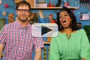 VIDEO: Sneak Peek - OPRAH WINFREY & RAINN WILSON PRESENT SOUL PANCAKE, 12/16
