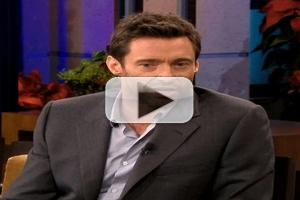 VIDEO: Hugh Jackman Chats LES MIS, Gangnam Style on  'Jay Leno'
