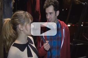BWW TV Exclusive: Backstage at the Brooks Atkinson with PETER AND THE STARCATCHER's Adam Chanler-Berat & Celia Keenan-Bolger- Part 2!
