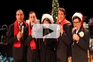 STAGE TUBE: Inside SANDY HACKETT'S RAT PACK CHRISTMAS