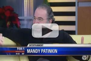VIDEO: Fox 5 Anchor Leaves Interview with Mandy Patinkin for Wife in Labor