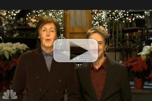 VIDEO: Promo - Martin Short and Paul McCartney Gear Up for SATURDAY NIGHT LIVE!