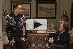 VIDEO: Martin Short & Fred Armisen Get Chummy on SNL's 'Old Friends,' 12/15