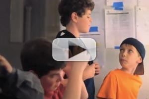 STAGE TUBE: THE REAL KIDS of A CHRISTMAS STORY, THE MUSICAL -  Episode 1!