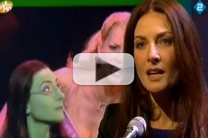 STAGE TUBE Roundup: Meet WICKED's New 'Elphaba' - Willemijn Verkaik
