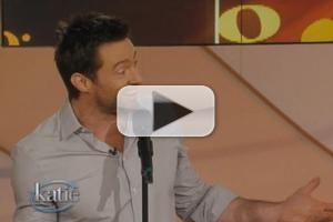 STAGE TUBE: Hugh Jackman Will Sing Showtunes on KATIE Tomorrow!