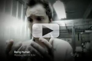 VIDEO: Sneak Peek of Syfy's BEING HUMAN Season 3 Premiere