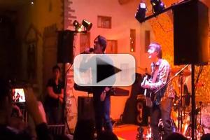 STAGE TUBE: ROCK OF AGES' MiG Ayesa Sings 'Wanted Dead Or Alive' in Queens Concert