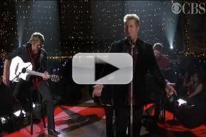 VIDEO: Sneak Peek - Tomorrow's A HOME FOR THE HOLIDAYS WITH RASCAL FLATTS on CBS