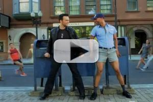 STAGE TUBE: Cheyenne Jackson's DON'T WANNA KNOW Music Video Premieres!