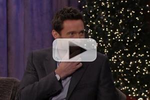 VIDEO: Hugh Jackman Talks LES MIZ on JIMMY KIMMEL LIVE!