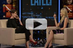 VIDEO: Anne Hathaway Chats LES MIZ on CHELSEA LATELY