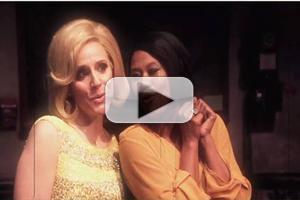 STAGE TUBE: FOREVER DUSTY's Kirsten Holly Smith and Christina Sajous Sing 'Baby It's Cold Outside'