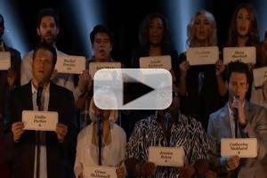VIDEO: NBC's THE VOICE Pays Tribute to Newtown Victims with 'Hallelujah'