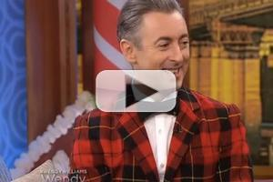 VIDEO: Alan Cumming Chats THE GOOD WIFE, Broadway, & More on WENDY WILLIAMS