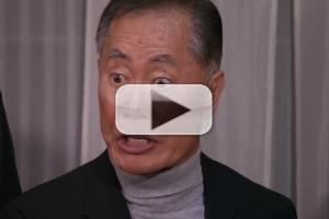 VIDEO: George Takei Has Some Choice Words for Those Who 'Mess with Gays' in CONAN Sketch