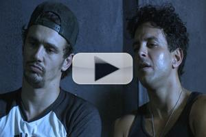 VIDEO: First Look - James Franco in INTERIOR. LEATHER BAR