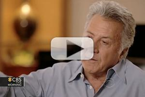 VIDEO: Dustin Hoffman Talks Love and Acting on CBS THIS MORNING
