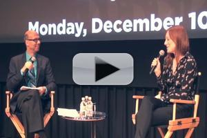 BWW TV Exclusive: Backstage with Richard Ridge - SAG Foundation Conversations Series with DEAD ACCOUNTS' Judy Greer!
