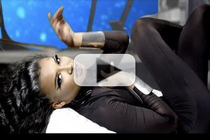 VIDEO: Naya Rivera in 2CELLO's Take on Muse's 'Supermassive Black Hole'