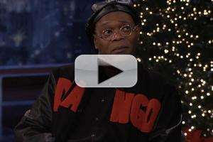 VIDEO: Samuel L. Jackson Talks DJANGO UNCHAINED on JIMMY KIMMEL LIVE