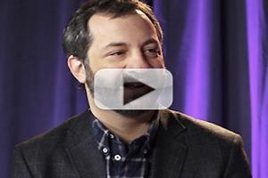 WATCH LIVE: Judd Apatow on MTV PIONEER Series, Today at 4 PM EST