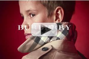 VIDEO: Romeo Beckham Stars in Burberry Spring Campaign