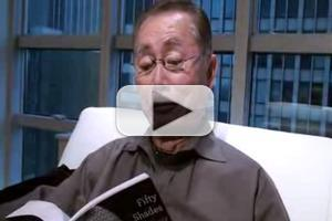 STAGE TUBE: Oh My! George Takei Reads from FIFTY SHADES OF GREY