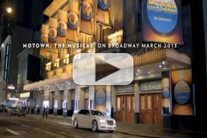 STAGE TUBE: Chrysler Partners With MOTOWN: THE MUSICAL for New Ad